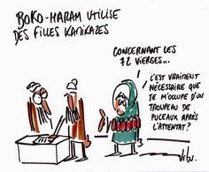 Rodolphe Urbs (2015-11-11) Boko Haram Dessin pas pris (en fait la deuxième version du précédent)
