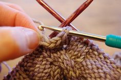 image  http://the-holocene.tumblr.com/post/44063552749/tutorial-how-to-crochet-bobbles-in-a-knitting-project