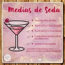 Resultado de imagen para recetas de bebidas