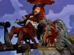H.R. Pufnstuf - I know, it's SO retro for the time period it came out. But, I loved this show.