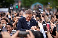 #world #news  Can South Korea's Moon make 'sunshine' again with defiant North?
