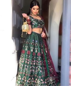 """Wellgroomed Designs Inc on Instagram: """"#YearInReview2019! ⭐️We are highlighting our most popular looks of 2019!✨Here's a look back at one of our favourite collaboration shoots!…"""" Wedding Saree Blouse, Pakistani Wedding Dresses, Fashion Design Sketchbook, Indian Bridal Lehenga, Beautiful Models, High Waisted Skirt, Cute Outfits, Two Piece Skirt Set, Fashion Outfits"""