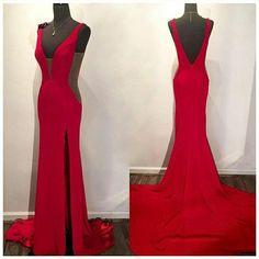 Sex Simple Floor-Length Prom Dress,Long Formal Dress Dance Dress LP061