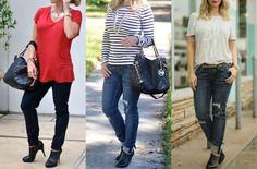 black mid heel bootie - Google Search