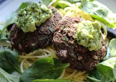 Purple Bean Patties | Strength and Sunshine @RebeccaGF666 #glutenfree #vegan #veggieburger #dinner