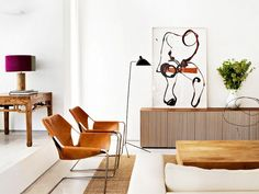 These are the interior design ideas to make your home shine! With brand new midcentury lighting designs to make your home interior decor be the best of them all, these modern home decor ideas are going to blow your mind. Contemporary Home Decor, Modern Interior Design, Home Design, Interior Architecture, Design Design, Design Trends, Design Ideas, Interior Designing, Design Styles