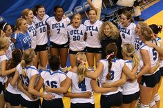 ucla+volleyball | UCLA Women's Volleyball vs OSU | Flickr - Photo Sharing!