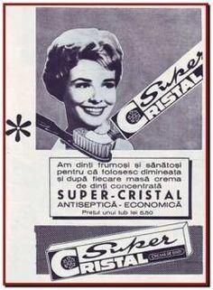 spalati dintii cu norvea Pasta, Retro, Romania, Childhood, Memories, Baseball Cards, Movie Posters, Vintage, Crystals