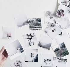"""Square Prints loved by @michellelouise__. """"Enjoying my favourite moments all over again, with thanks to @inkifi_instagram."""":"""