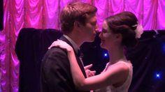 Briauna and Jeff Alabama Theater first dance 7-20-13