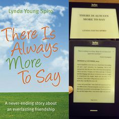 There Is Always More To Say by Lynda Spiro review. Follow the link to read the full review.