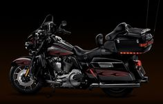 2015 ultra glide harley davidson | JUST ANNOUNCED! LIMITED EDITION SCREAMIN' EAGLE CVO FLHTCUSE5