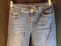 Seven 7 Studio Women's Blue Jeans Size 4 Blue Jeans, Blue Denim, Brand Name Clothing, Seven7, Jeans Size, Size 12, Studio, Pants, Clothes