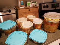 Canning, Home Canning, Conservation