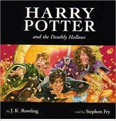 Harry Potter and the Deathly Hallows audiobook. Follow Harry's final adventures as he attempts to bring an end to his nemesis, Lord Voldemort.