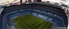 Cosas que quiero hacer: ver un partido del real Madrid en el Bernabéu con la camiseta