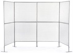 These wire art grid panels look great displayed in booths at crafts fairs! Shop for all your display needs at Wire Grid Panels, Art Display Panels, Metal Grid, Bird House Kits, Panel Art, Jewellery Storage, Jewellery Stand, Metal Mesh, Wire Art