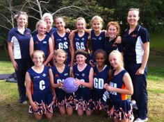 Armidale Under 12's just after their first game at the Grafton Carnival March 2012