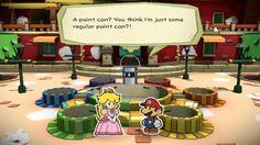 Paper Mario - Color Splash