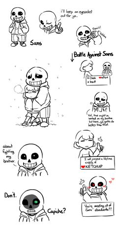 Sans and Frisk Undertale Undertale Undertale, Undertale Drawings, Toby Fox, Underswap, Comic Sans, Bad Timing, Funny Comics, In This World, Video Game