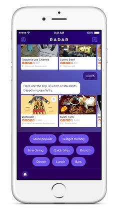 Yahoo this morning launched a new travel guide for iOS it's calling Yahoo Radar. While the app will offer traditional travel companion type features like..