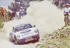 Clasp Garage: Henri Toivonen, Porsche 911 SC RS 1984