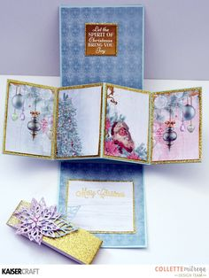 A step by step how to guide for this great card that twists and pops when… - Crafting Is My Life