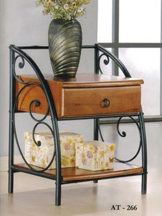 Favorite bedside table