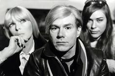 Nico, Warhol, & Mary Woronov. (If your brunch crew is not aspiring to this, I don't know what you're aspiring to.)
