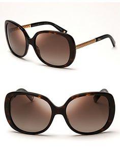 Dior Ever1 Oversized Sunglasses