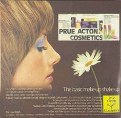 1978 Make-up Tutorial. The warm and natural glossy look is the new vogue. A Vintage makeup lesson for day and evening makeup looks Vintage Makeup Ads, Retro Makeup, Vintage Beauty, Vintage Ads, 1970s Makeup Eyes, 1970s Makeup Disco, 1970s Makeup Tutorial, Beauty Ad, Beauty Products