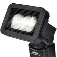 """Opteka OSC18 1/8-Inch Universal Honeycomb Speed Grid for External Camera Flashes by Opteka. $9.95. The Opteka Honeycomb Grids will fit most external camera flashes with the included Opteka CL-2 clinch band. The grids are available in 1/4"""", which will narrow the flash beam and create a small circle of light & 1/8"""", which will narrow the beam a few degrees more than the 1/4""""."""