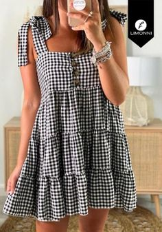 Simple Dresses, Cute Dresses, Casual Dresses, Short Dresses, Fashion Dresses, Summer Dresses, Look Fashion, Girl Fashion, Mode Geek