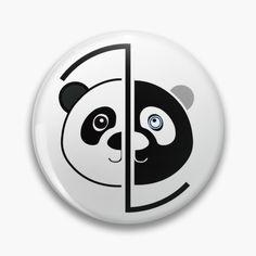 Panda Head, Head Pins, Order Prints, Art Prints, Printed, Awesome, Products, Art Impressions, Prints