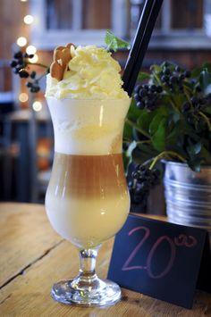 Kawa z ajerkoniakiem #coffe #sweets #werandacaffe