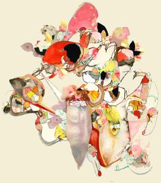 Mixed Media by Amy Boone-McCreesh
