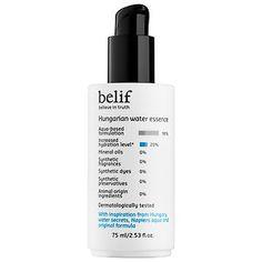 belif - Hungarian Water Essence #sephora