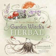 Discover magickal herbs mandrake, hemlock, rue and wormwood. What is it about plants, trees, flowers, and the idea of green magick that continues to fascinate and bewitch us