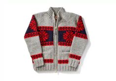 353a11d19be169 Hand knit wool sweater inspired by Cowichan design. Cowichan Sweater