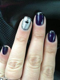 50 Princess inspired nail designs
