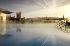 Thermae Bath Spa, Instagram shot by @loulouh71