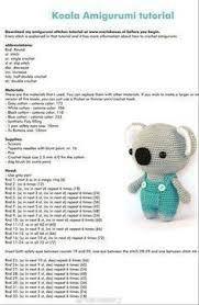Resultado de imagen para lalylala pattern gratis braço do coala