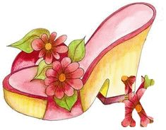 alphabets chaussures - Page 2