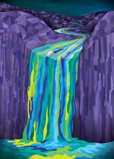 The Great Waterfall - www.joevw.com