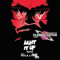 Major Lazer Ft. Nyla & Fuse ODG - Light It Up (VIP Remix)