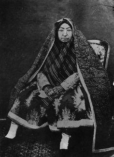 Nasereddin Shah Mother