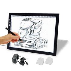 A4 Tracing Light Box