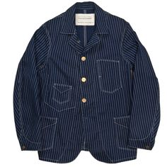 Wabash railway jacket. Now all I have to do is learn to read the Japanese sizing.