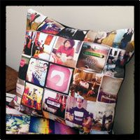 Stitchagram will make throw pillows out of your Instagram photos. They make really great gifts and are fun to have around your dorm or apartment.
