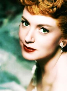 Actress Deborah Kerr gave us 46 years filled with her talents on film.